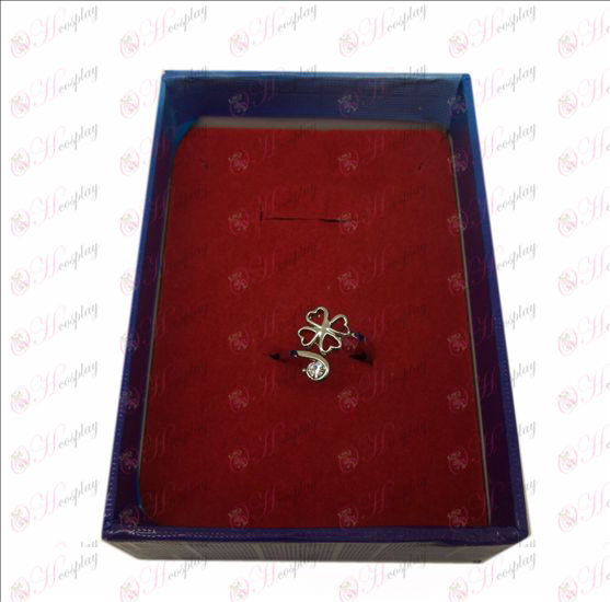 DShugo Chara! Accessories Diamond Rings