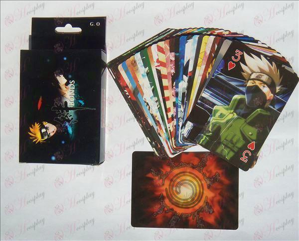 D Naruto preget poker
