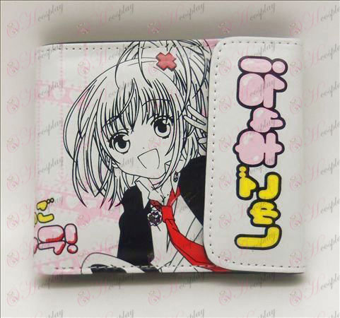 Shugo Chara! Zubehör schnappen Brieftasche voller Farbe
