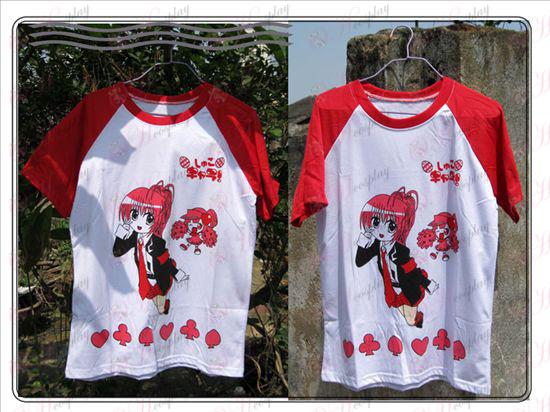 Shugo Chara! Dodatki Asian Dream T-shirt