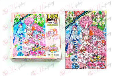 Shugo Chara! Dodatki puzzle (108-016)