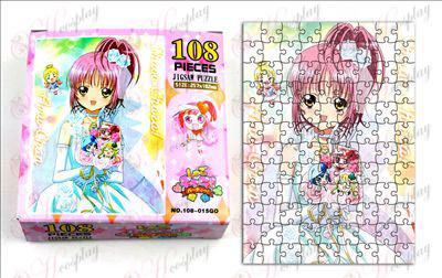 Shugo Chara! Accessoires puzzel (108-015)