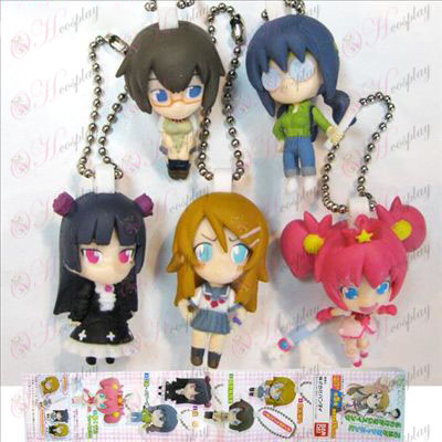 5 models Shugo Chara! Accessories doll beads (Genuine Tail 5 / set)