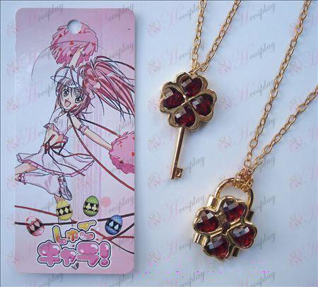 Shugo Chara! Acessórios móveis Necklace (Red)