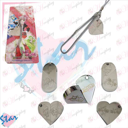 Shugo Chara! Accessories palm-shaped transition machine rope