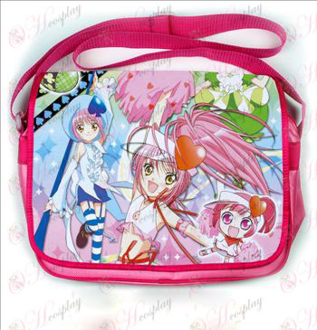 Shugo Chara! Accessories colored leather satchel 502