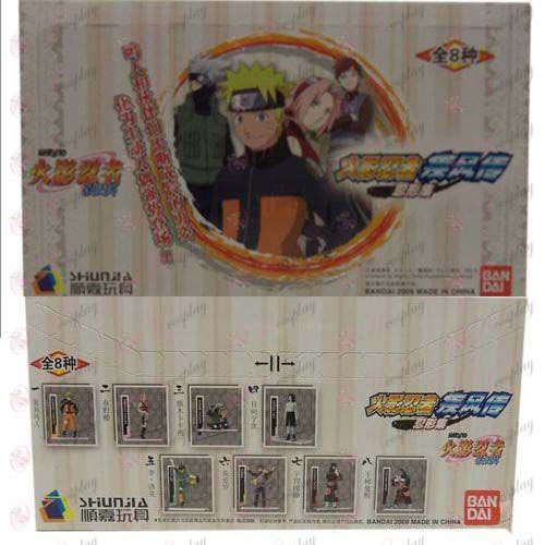 Genuine eight Shippuden (forbearance fractal sets)