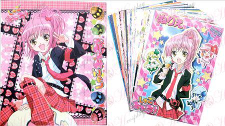Shugo Chara! Accessoires Postkaarten + Kaarten (2)