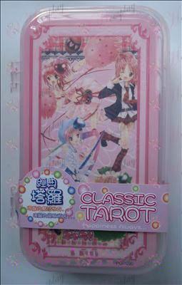 Shugo Chara! Acessórios Tarot B