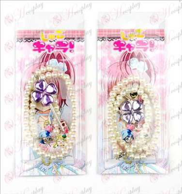 Shugo Chara! Accessoires Ketting (Purple) een