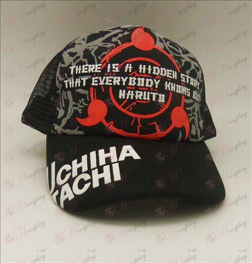 D Naruto écrire chapeau yeux ronds
