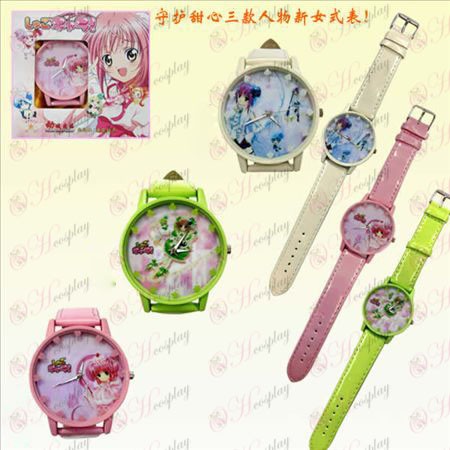 Shugo Chara! Accessories Three people, New women's watches
