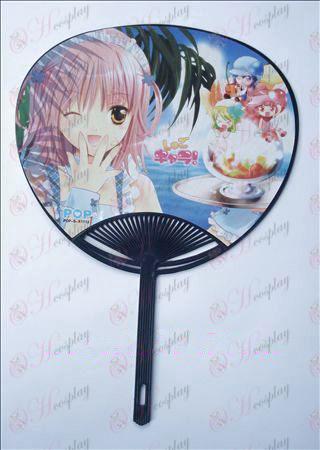 Shugo Chara! Accessories cool fan 1