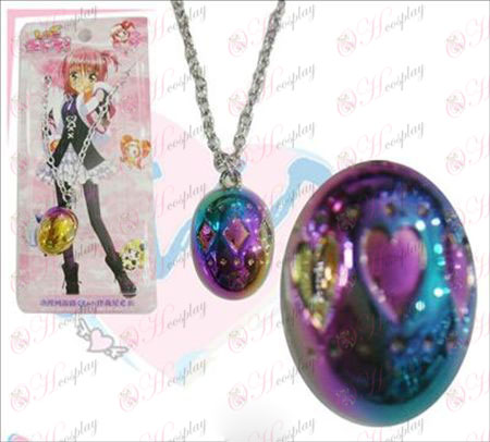 Shugo Chara! Accessories soul Egg Necklace Symphony - Hearts
