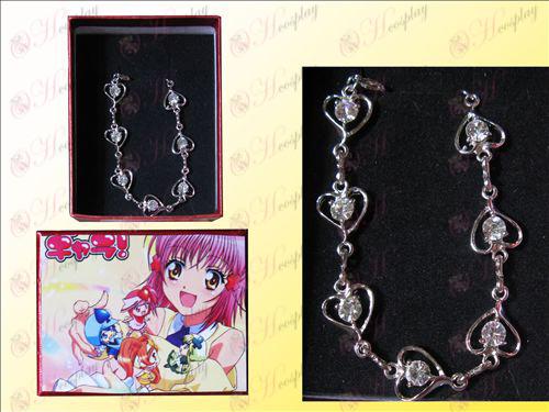 Shugo Chara! Accessories Heart Bracelet
