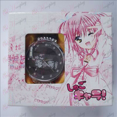 Shugo Chara! Accessories Watch (Black)