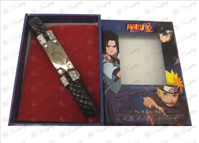 D Naruto cinturino Konoha (diamante)