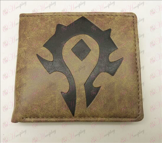 World of Warcraft Zubehör matte Brieftasche