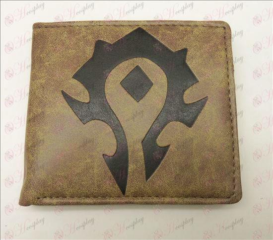 World of Warcraft Accessories matte wallet