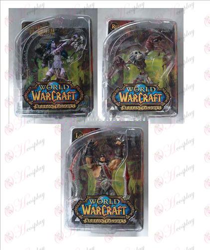 יד World of Warcraft 3 אבזריםDC5 לעשות