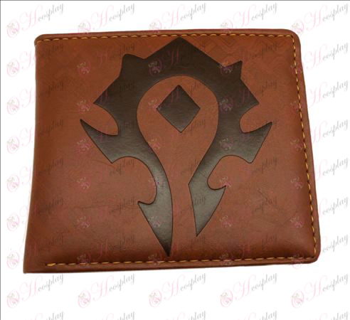 Светът на Warcraft Wallets аксесоари (Jane)
