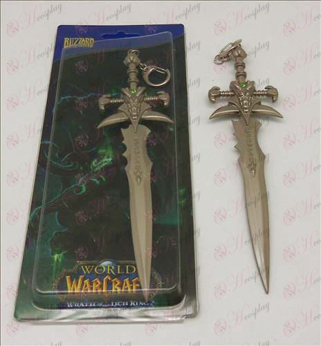 Frostmourne sword buckle (pearl color) Halloween Accessories Online Store