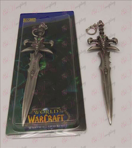 Frostmourne sword buckle (black)
