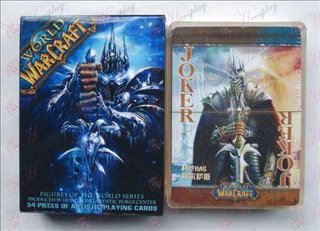 Hardcover udgave af Poker (World of Warcraft tilbehør)