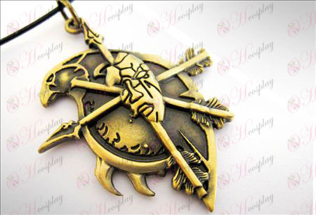 World of Warcraft Accessories undead race necklace