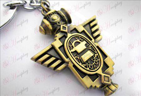 World of Warcraft Zubehör Zwerge Keychain