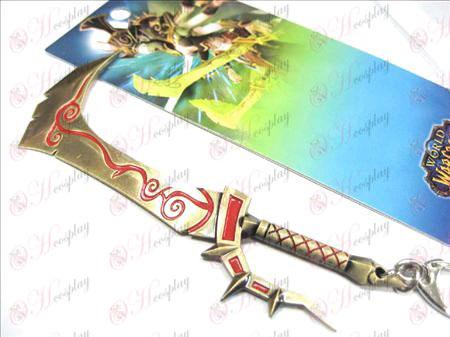 World of Warcraft Tilbehør Xaghra kvinnelige spenne kniv