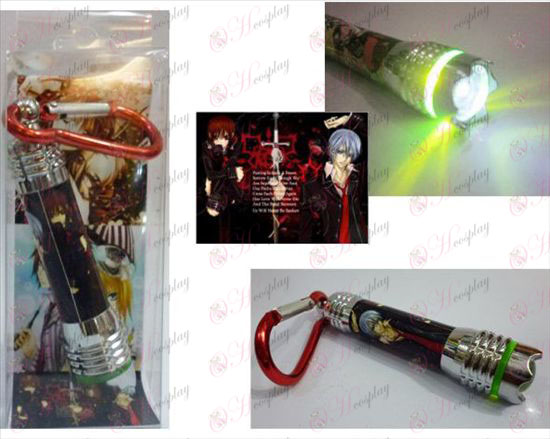 Vampire knight Tilbehør Mini Flashlight
