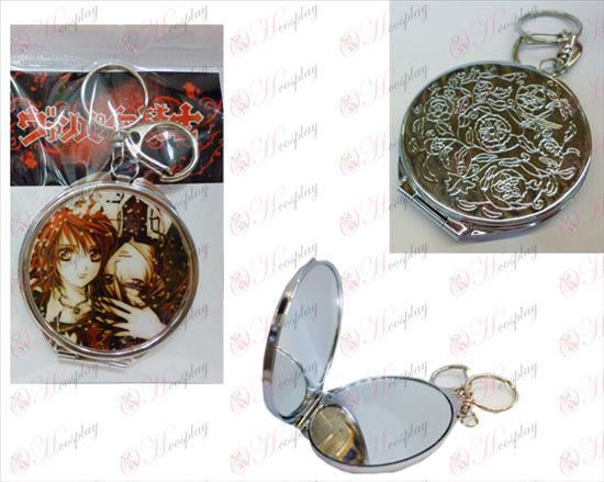 Vampire knight Accessories Round Mirror