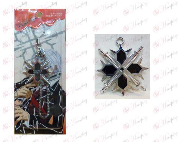 Το νέο λογότυπο βαμπίρ - μαύρο λουράκι