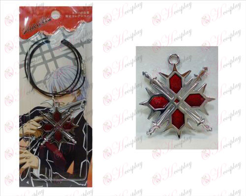 Vampire knight Accessories logo wire chain