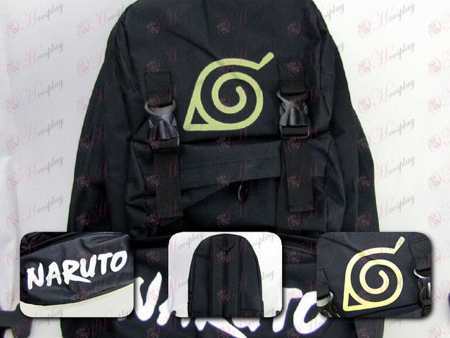 Naruto Коноха Backpack