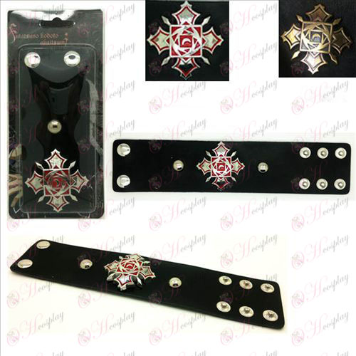 Vampire knight Accessories logo punk fashion big hand with AB
