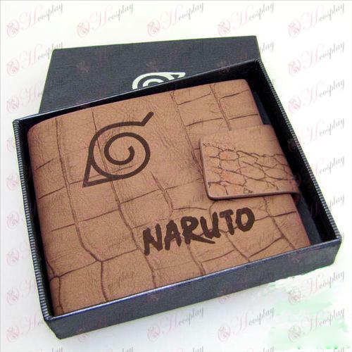 Naruto Коноха портфейл (B)