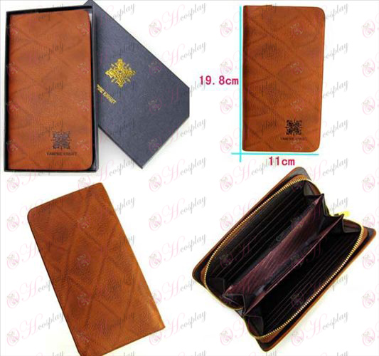 Vampire knight Accessories Wallet