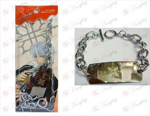 Vampire Big 0 word bracelet