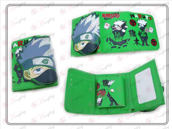 Naruto kakashi cartera mayor