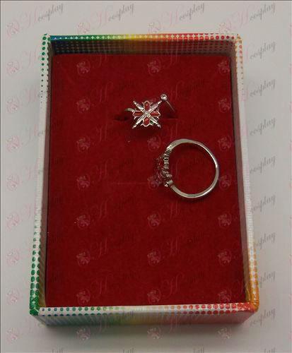 Vampire knight accessoires anneau (a)