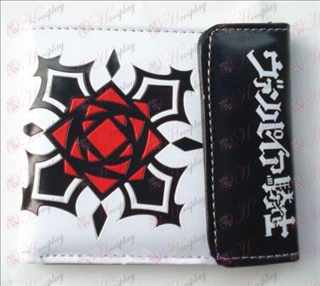 Vampire snap wallet (Jane)