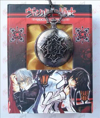 Vampire Knight Tarvikkeet Pocket Watch + Card