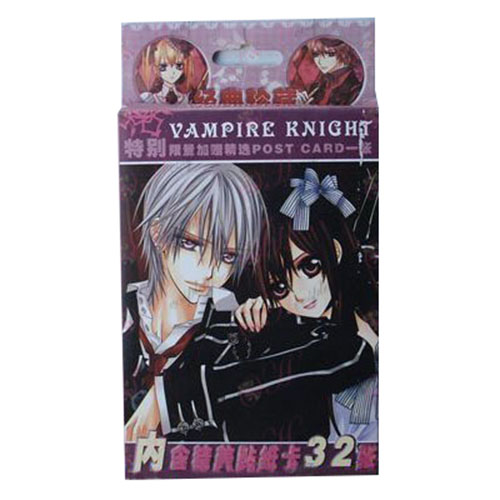 32 Vampire Knight Accessories Stickers Cosplaymade Com