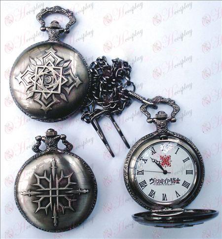 Vampire Knight Аксесоари Pocket Watch (барабани)