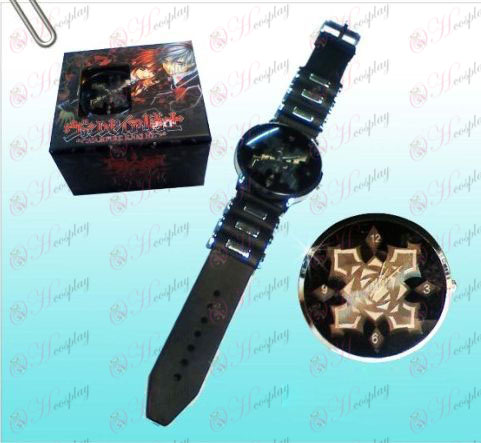 Vampire knight Accessories Black watches