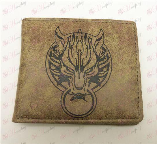 Final Fantasy Accessories matte wallet