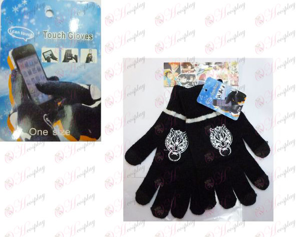 Touch Gloves Final Fantasy Accessories logo