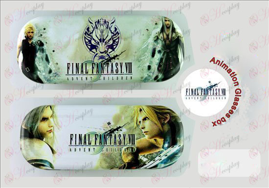 Final Fantasy Accessories Glasses Case